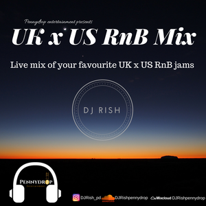 UK x US RnB Live mix #Summervibes