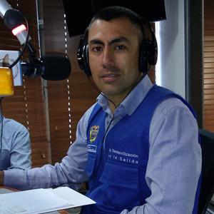 Capitán Oscar Eduardo Pelaez nos cuenta como funciona Grupo de Atención Humanitaria al Desmovilizado