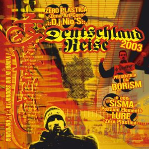 "Dj Nio ""Deutschland Reise 2003"" - NioSiddharta's Travels -1- GERMANY - Mixtape"