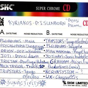 DJ Sunborn - Densi Dawn 1998