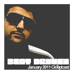 Beat Driven January Cloud Cast