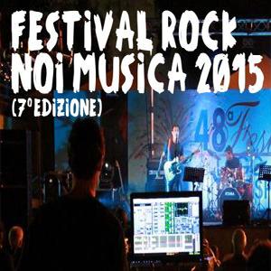 INTERVISTA ONE OFF - SPECIALE FESTIVAL ROCK NOI MUSICA 2015