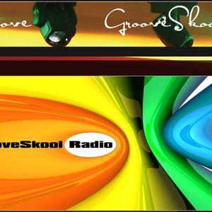 Pete Rann live on The Grooveskool radio - 27 March 2012