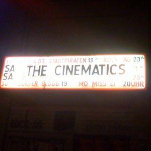 The Cinematics // Die Deutsche Mix