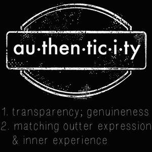 Authenticity w/ Jason Gots