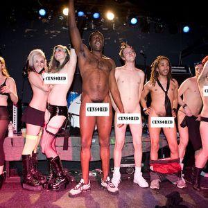 DJ Guinness Luvstuss aka DJ Carcass - Freaks On The DanceFloor (2012)