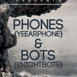 KNBTZ @ KGB w/ Shit Japens & Yeeaarphone