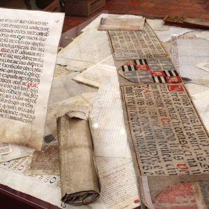 Exposición: Cinco mil años de escritura