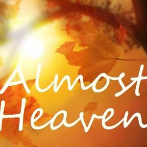 Almost Heaven with Lizzy and Hazel and Medium Barbara DeLong