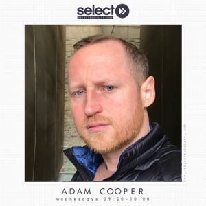 Adam Cooper Select Radio Show 5th September 2018