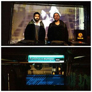 Ackeejuice Rockers x Funkhaus Europa Radio