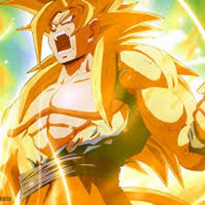 Chest Rockwell Presents.....Chest Goes Super Saiyan