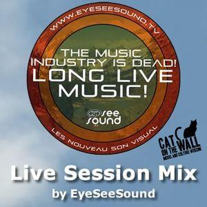 Guest Mix - EyeSeeSound Live Mix