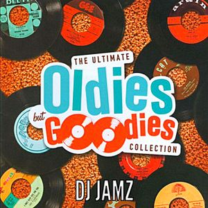 Dj Jamz - Oldies but Goodies Mega Mix