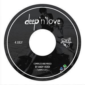 Andy Verdi — Deep'n'Love mix (D88P suMMer 2015)