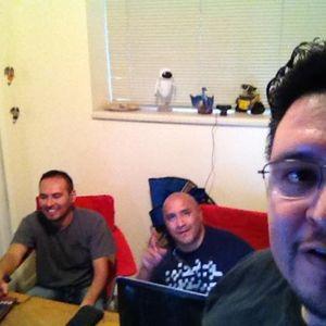 Cotorreando El Punto (Ultimo Show) en Radio Monserrat 11/01/2012