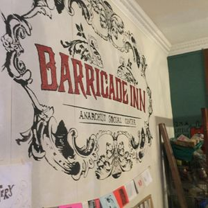 The Barricade Inn squatted social center in Dublin - interview with organisers