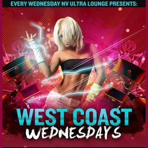 Exothermic live DJ set at NV Ultralounge for West Coast Wednesdays