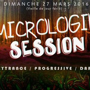 """ALL'IN KONNECT-27/03/2016@ALL'IN KONNECT VS PSYCHEDELIC SPIRIT """"MICROLOGIK SESSION"""""""