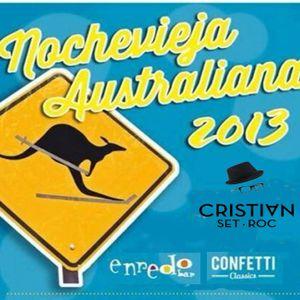 Sesión NocheVieja Australiana ConfettiClassics