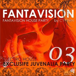 FANTAVISION House Party 03 [Juvenalia Exclusive]