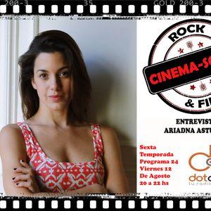 24x06 Entrevista a Ariadna Asturzzi