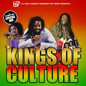 DJ Carl Finesse Presents Kings Of Culture (90's Reggae