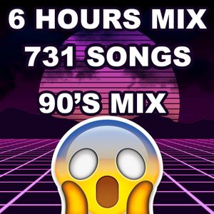 DJ PHILIZZ - BACK TO THE 90'S FULL MIX (6 HORAS Y MEDIA + 700 CANCIONES)