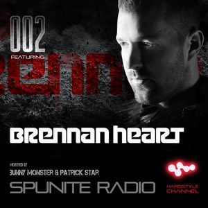 Spunite Radio Hardstyle Channel 002 Brennan Heart
