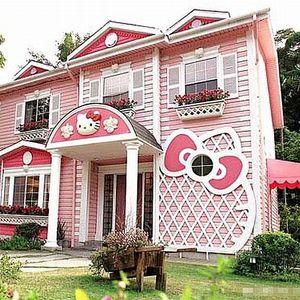 Hello Kitty House Mix