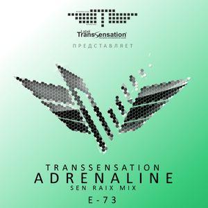 Transsensation - Adrenaline - Episode 073 - Sen Raix mix