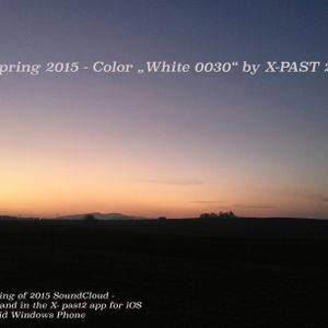 Spring White Color 0030 - X-PAST2