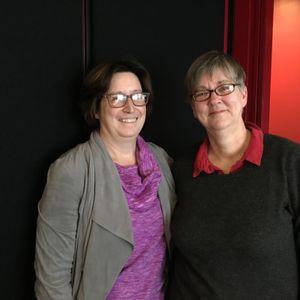 Embracing Arlington Arts Welcomes Mary Hynes to the Studio (11/27/2018)