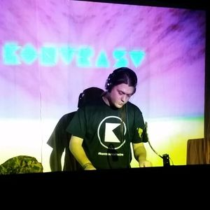 Julian Castles live at Kontrast #2 (The Sub Club 15.01.2016)