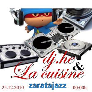 LosDel Cumple + La Cuisine presents NOTXEGÜENA @ Zarata Jazz Café 24-12-10 part2