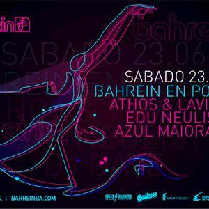 NiceHouseMusic 8 - Live @ Bahrein Buenos Aires