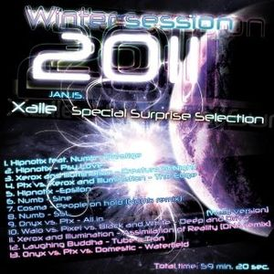 Xaile - Winter session surprise mix@2011