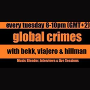 Global Crimes 04.02.2014 New Zero God Part 1