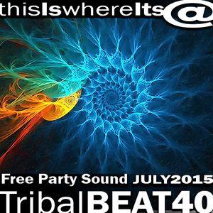 ThisIsWhereIts@ 40 2015 TribalBeatz