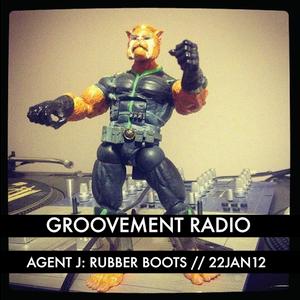 AGENT J: RUBBER BOOTS // 22JAN13