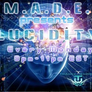 Lucidity 050 with M.A.D.E. Guest Mix Chris Giuliano