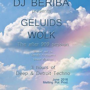 Geluids Wolk! DJ Beriba The After 909