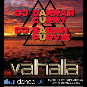 Darran Curry & Sarah Purvis - Techno & Vocal Trance - Dance UK - 19/10/18