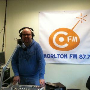 That Saturday Thing With Jonathan Darwin on Chorlton FM