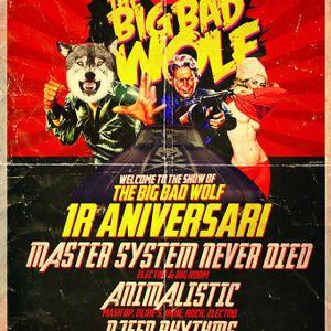 The Big Bad Wolf Sala Stroika Djeep Rhythms Breaking Hits 20-12-2013