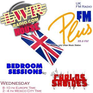 Bedroom Sessions Radio Show Ep 4
