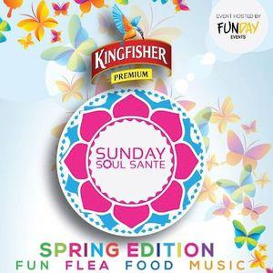 "DJ teemus Live @ Sunday Soul Sante ""Spring Edition"", Bangalore - 17/03/2013"