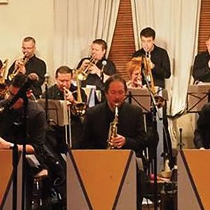 Crescendo Big Band in concert. Part 2 recorded at the Winchcombe Festival of Music and Arts.