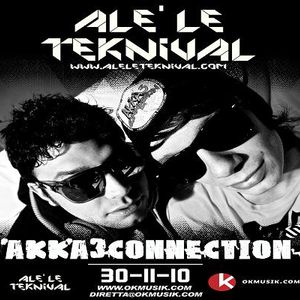 Alè Le Teknival 30.11.2010 - AKKA3 CONNECTION