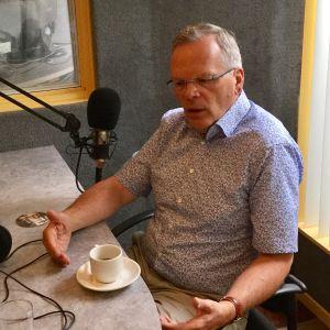 Politieke gast: Burgemeester Jan Luteijn